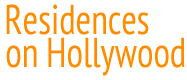 Residences on Hollywood, Miami Logo